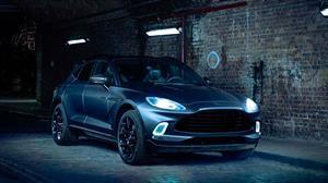 Aston Martin DBX by Q, el lado obscuro de una elegante edición especial