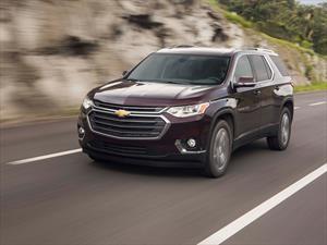 Chevrolet Traverse 2018 llega a México desde $694,600 pesos