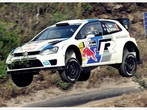 WRC: Ogier gana en Cerdeña