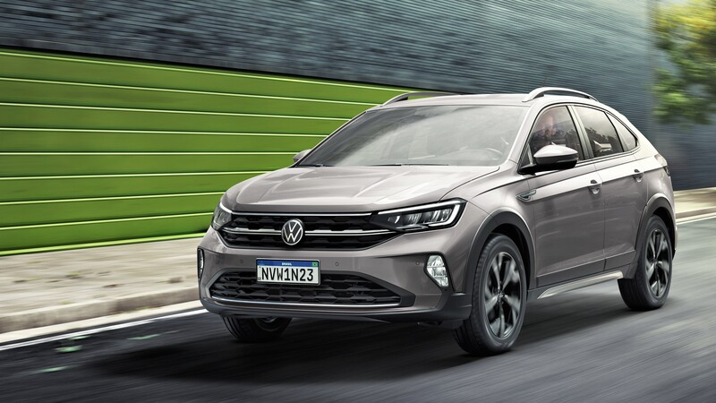 Volkswagen Nivus: confirman fecha de lanzamiento en Colombia