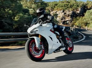 Ducati Supersport S, versatilidad a la italiana