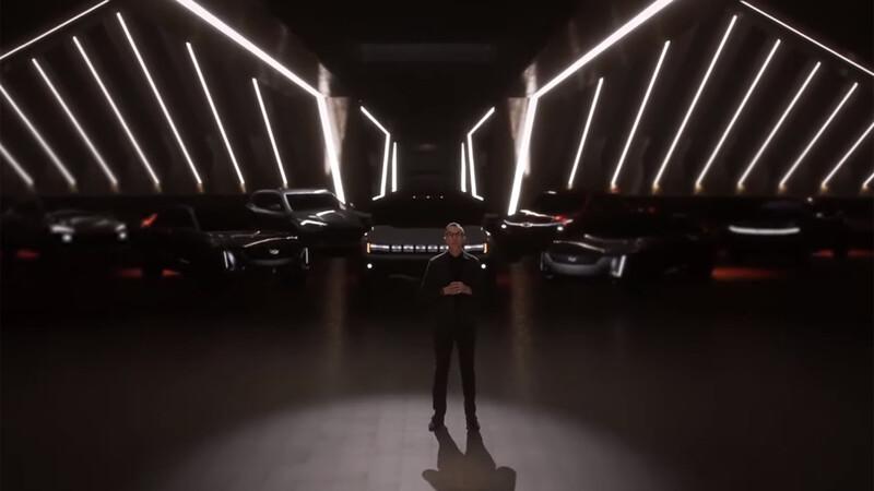 General Motors revela detalles de sus futuros vehículos eléctricos