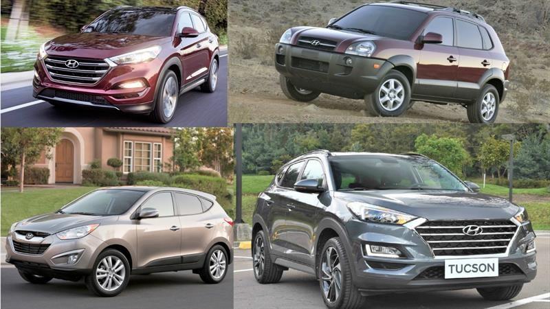 Hyundai Tucson supera el millón de unidades vendidas en EE. UU.