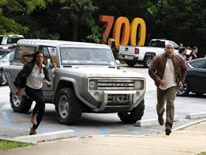 Ford Bronco Concept regresa
