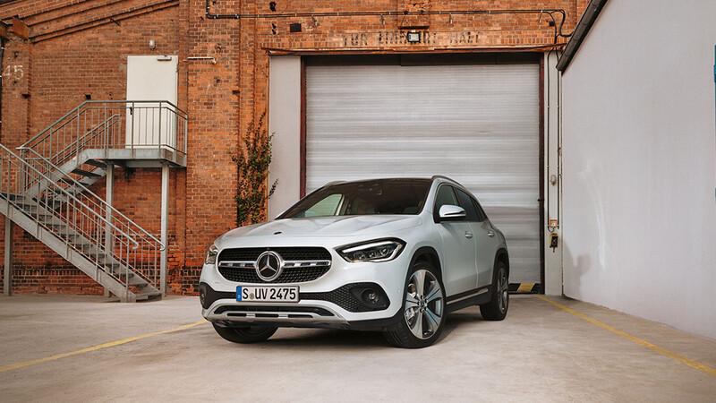 Mercedes-Benz GLA 2021 llega a México, una notable evolución tecnológica y de confort