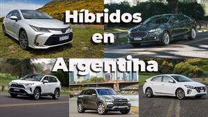 Todos los autos híbridos que se venden en Argentina