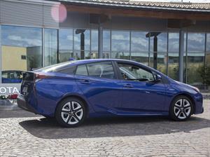 Comprueban que en ciudad el Toyota Prius casi siempre circula en modo eléctrico