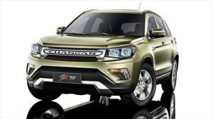 Changan CS75 AWD se lanza en Argentina