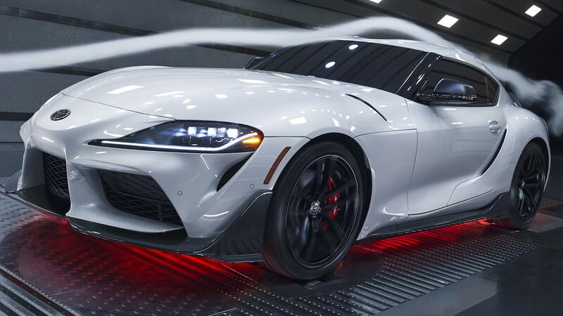 Toyota Supra A91-CF 2022, se pone a dieta con fibra de carbono