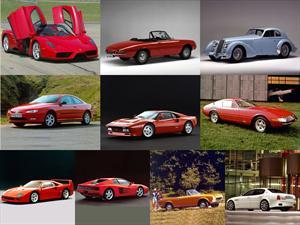 Top 10, los mejores diseños de Pininfarina