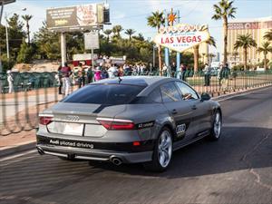 Audi A7 Sportback piloted driving concept recorre de Silicon Valley a Las Vegas
