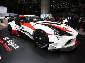 Está de vuelta: Toyota llega a Ginebra con el nuevo Supra