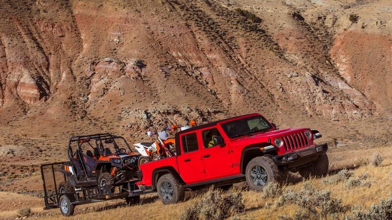 Jeep Gladiator 2021 llega oficialmente a Colombia
