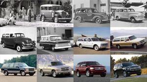 Chevrolet Suburban, el vehículo más longevo de la historia celebrará 85 años