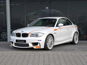 BMW Serie 1 M Coupé llevado por G-Power a los 435 CV