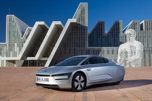 Volkswagen XL1, el vehículo de producción más eficiente del mundo