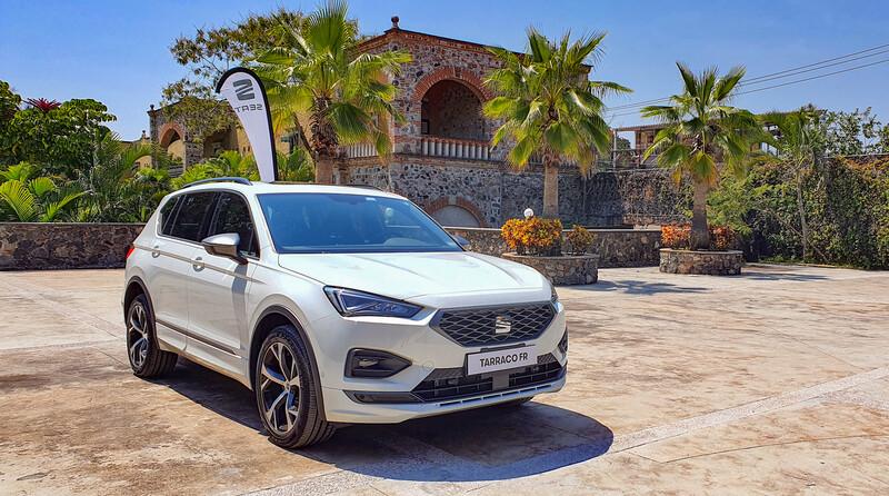 SEAT Tarraco FR 2021, contacto en México, mayor deportividad para robar miradas