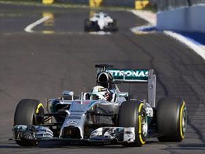 F1 GP de Rusia, Hamilton gana y Mercedes es Campeón