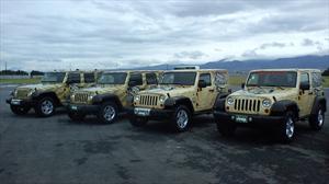 Chrysler trae la prueba de manejo Prestige al valle de México