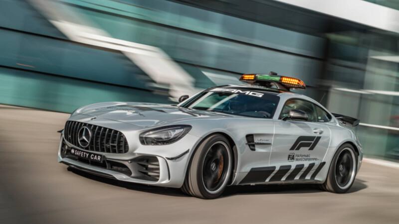 F1 2021: Aston Martin también se sumará con el Safety Car