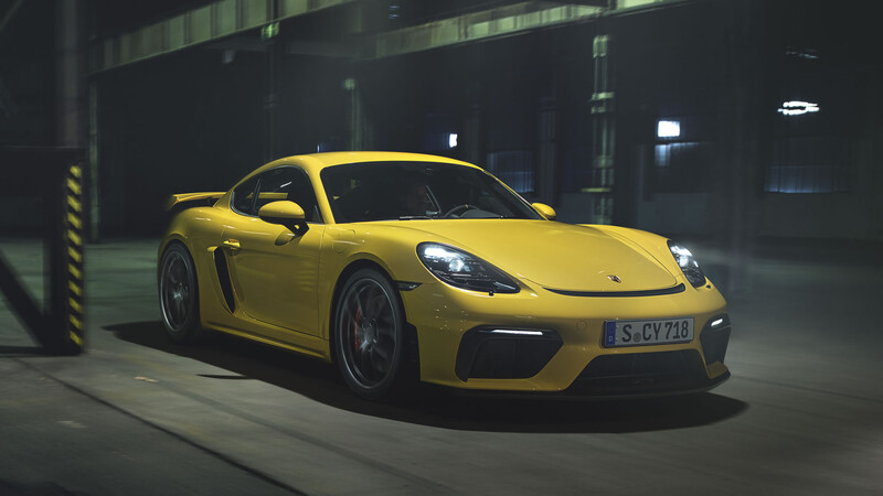 Porsche 718 Cayman GT4 llega a México, un auténtico auto de carreras