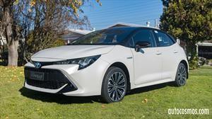 Toyota Corolla Hatchback 2019 en Chile, completamente reinventado