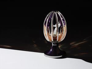 Puro lujo: Rolls-Royce manda a hacer un huevo de Fabergé