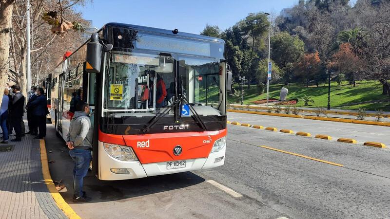 115 buses eléctricos de Foton ya comienzan a ser parte de la red de transporte público