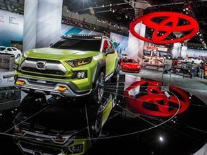 Toyota sigue a la cabeza en el BrandZ Top Global 100