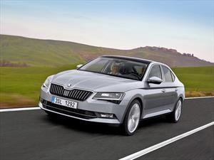 Skoda Superb es el Auto Test Winner del 2018