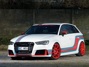 Audi RS3 Sportback por MR Racing, un súper hot hatch