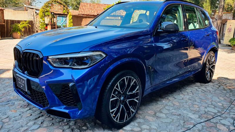 BMW X5 M Competiton 2021 llega a México, la versión más brutal y deportiva de esta SUV