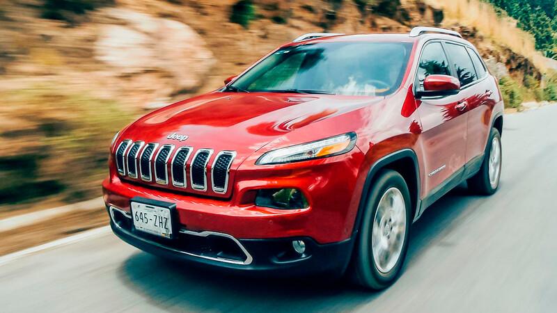 Jeep Cherokee es llamado a revisión por problemas en la transmisión