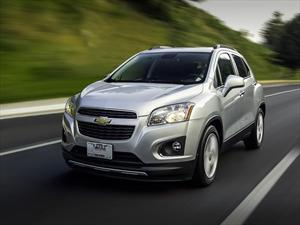Chevrolet lanza la Tracker al mercado argentino