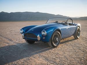 AC Cars revive el Cobra 1962