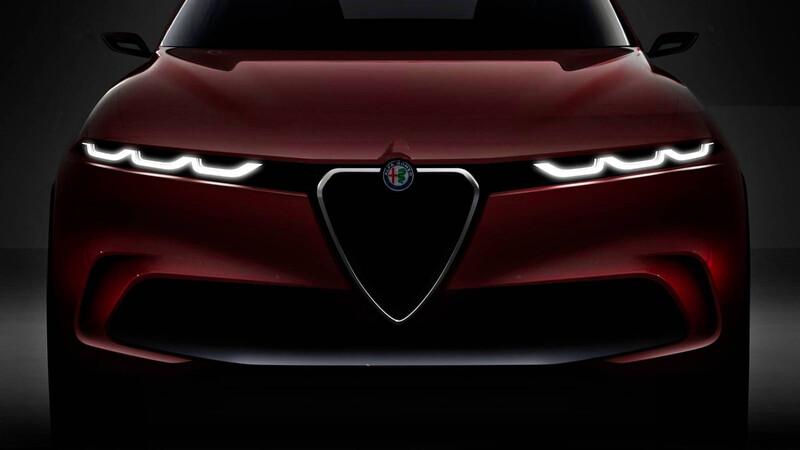 Palade, así se llamará el tercer SUV de Alfa Romeo