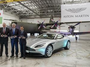Aston Martin muestra su mejores exponentes en Gales
