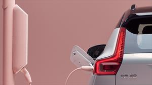 Volvo presenta el XC40 Electric, su primer auto 100% eléctrico