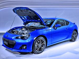 "Subaru BRZ: ""Top Safety Pick (TSP)"" 2014"