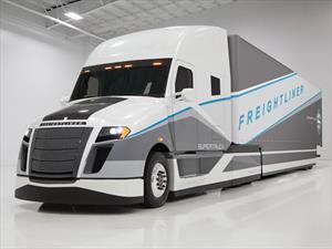 Daimler Supertruck es el camión más eficiente del mundo