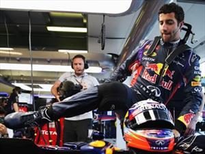 F1: Ricciardo fue desclasificado del GP de Australia