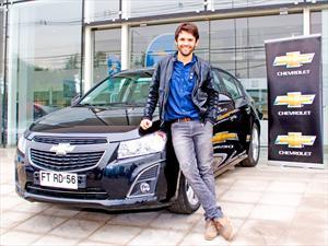 Chevrolet: Paz Bascuñán y Mario Horton sus dos nuevos embajadores