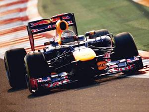 F1: Gran Premio de Abu Dhabi: Vettel imparable