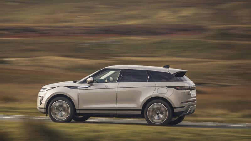 Range Rover Evoque 2021: ya en Chile y más equipado