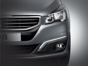 Peugeot muestra la nueva imagen de sus modelos