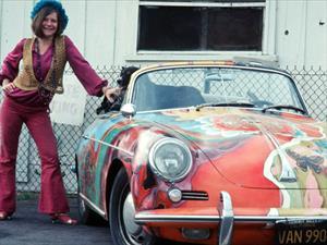 A subasta el Porsche 356 de Janis Joplin