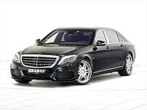 Mercedes-Maybach S600 por Brabus, una limousina de lujo con 900 hp