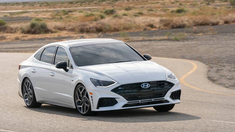 Hyundai Sonata N Line: la evolución del sedán
