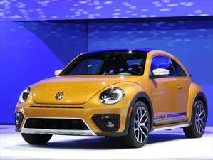 Volkswagen Beetle Dune 2016, en honor a los Baja Bugs