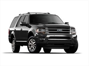 Ford Expedition Platinum 2017 debuta